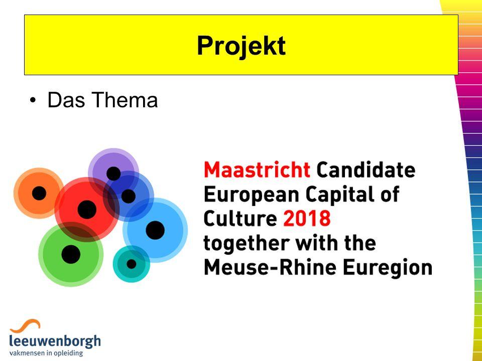 Projekt Das Thema
