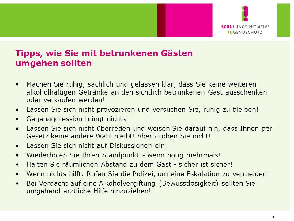 """10 Impressum Herausgeber: """"Arbeitskreis Alkohol und Verantwortung des BSI (Bundesverband der Deutschen Spirituosen-Industrie und -Importeure e."""