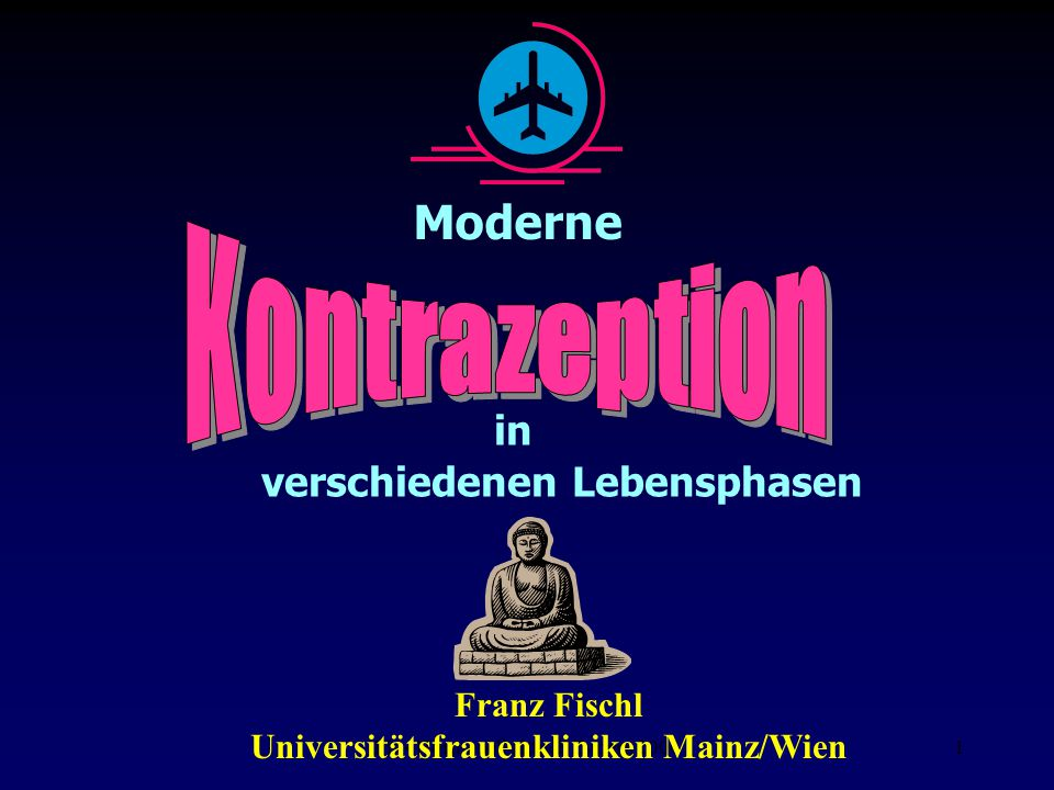Fis - Hormonell aktuell Zypern 20061 Franz Fischl Universitätsfrauenkliniken Mainz/Wien Moderne in verschiedenen Lebensphasen