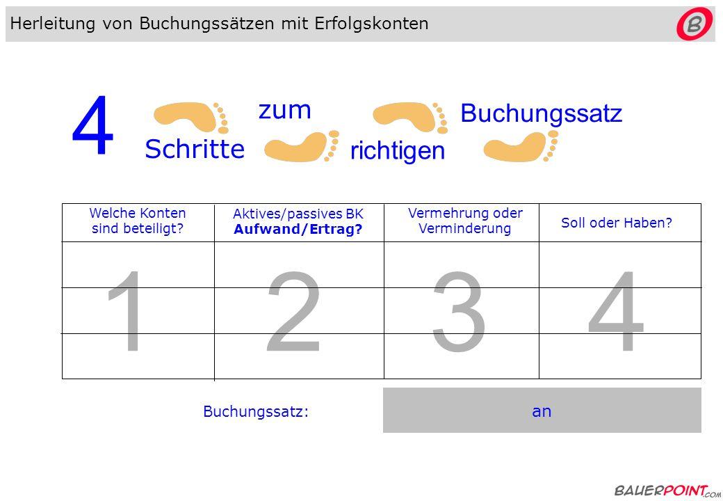 Anfangsbestand 5.000,-- Konto: Bank Soll Haben Anfangsbestand 6.000,-- Konto: Geschäftsaus.