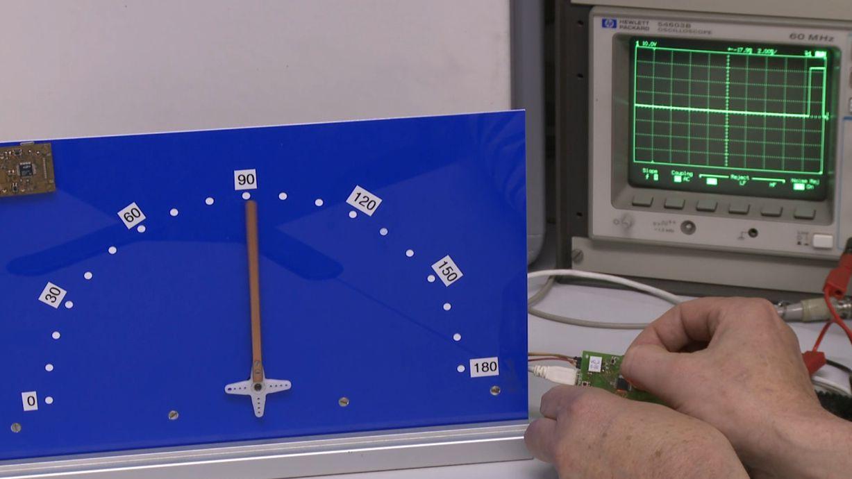 Mikrocomputertechnik PWM-SERVO-Quickie Prof. J. Walter Stand Dezember 2014 21