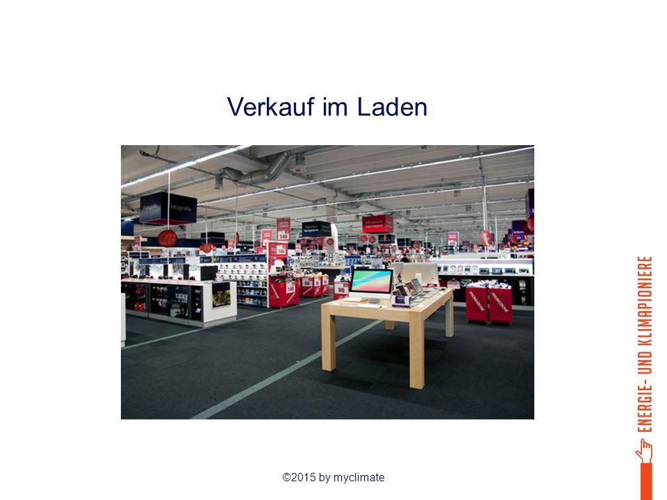 ©2015 by myclimate Verkauf im Laden