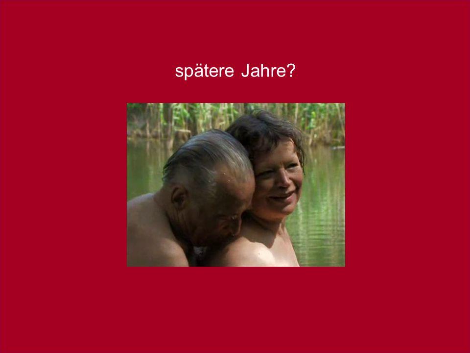 Altersabhängigkeit von weibl.Sexualproblemen und sexuellem Leidensdruck Shifren JL, et al.