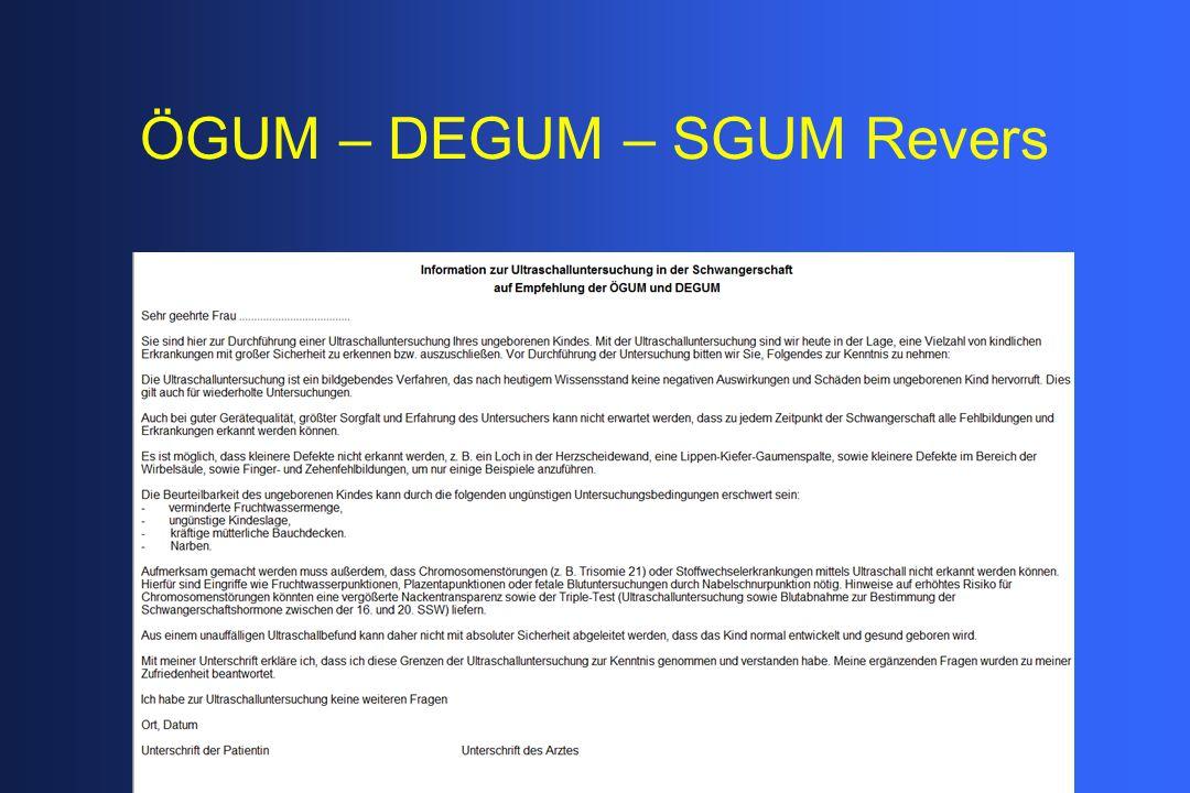ÖGUM – DEGUM – SGUM Revers