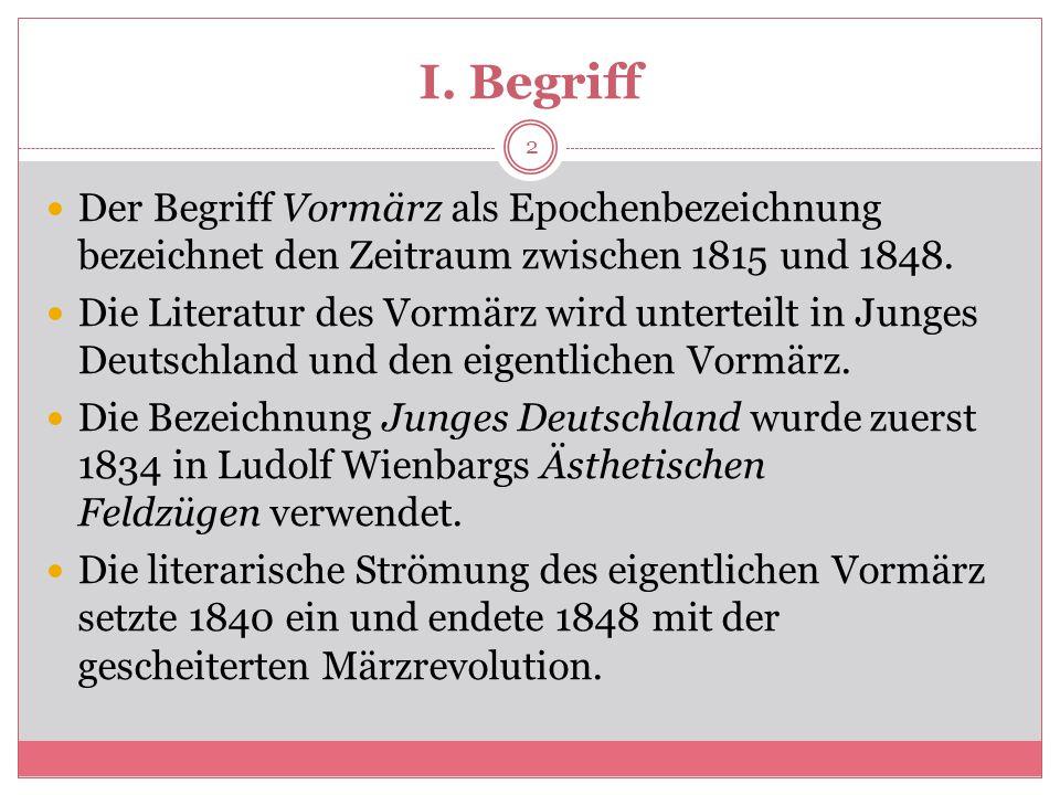 3.Werke des Jungen Deutschlands Reisebilder.