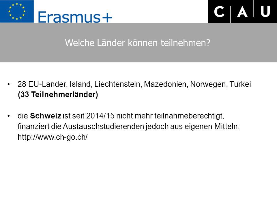 Was bietet ERASMUS+.