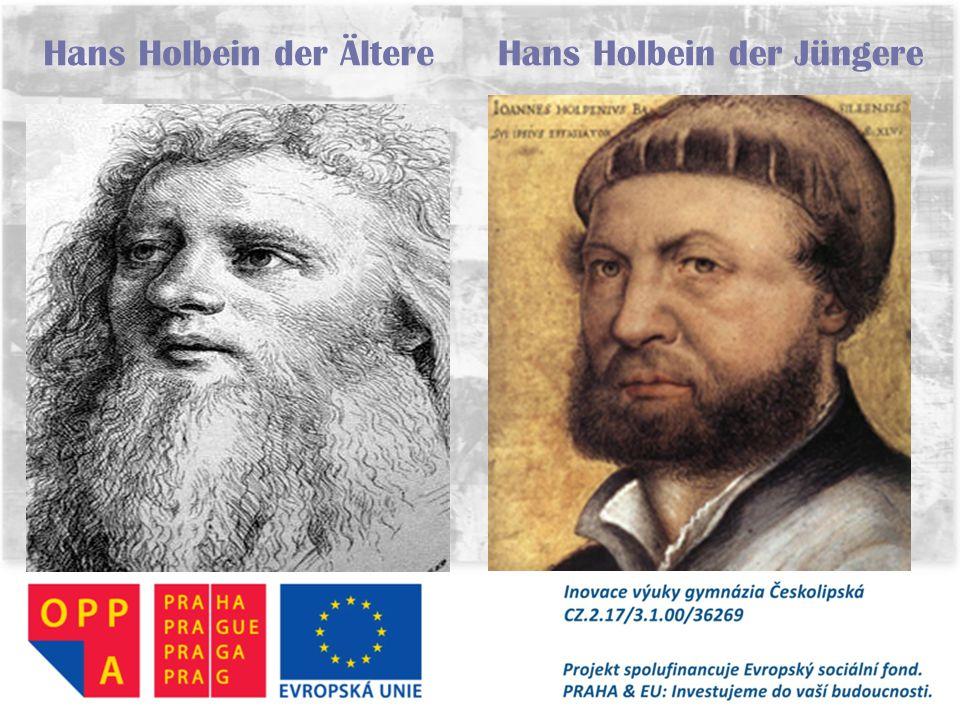 Hans Holbein der ÄltereHans Holbein der Jüngere