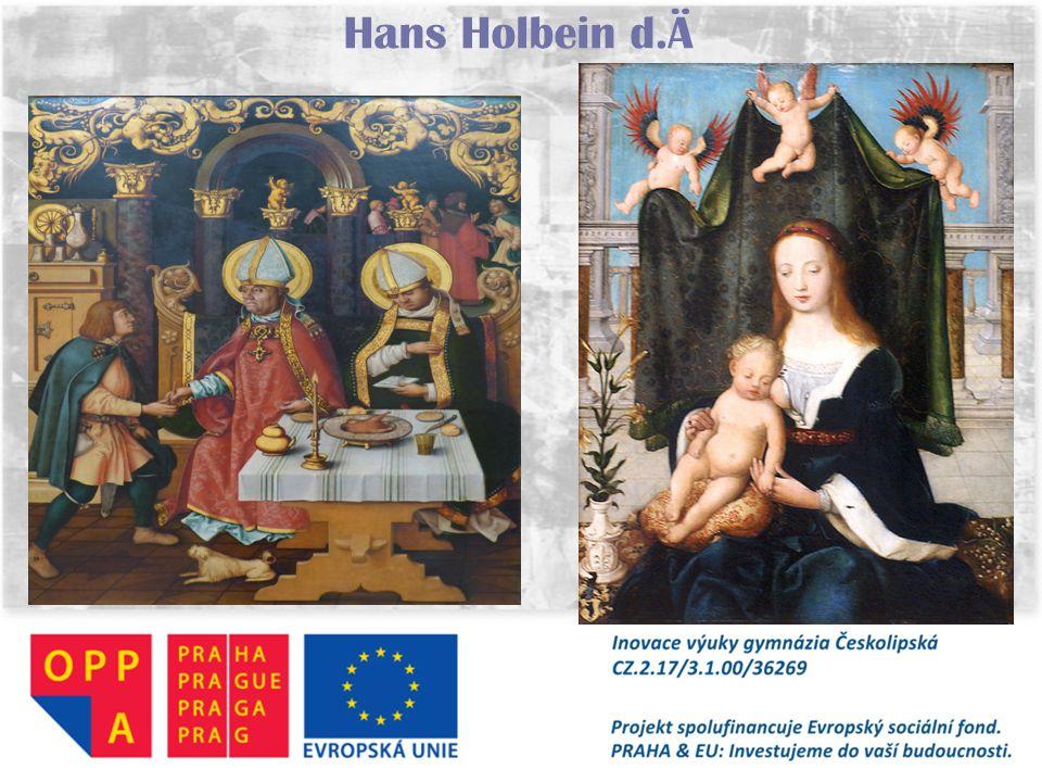 Hans Holbein d.Ä