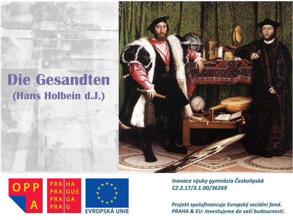 Die Gesandten (Hans Holbein d.J.)