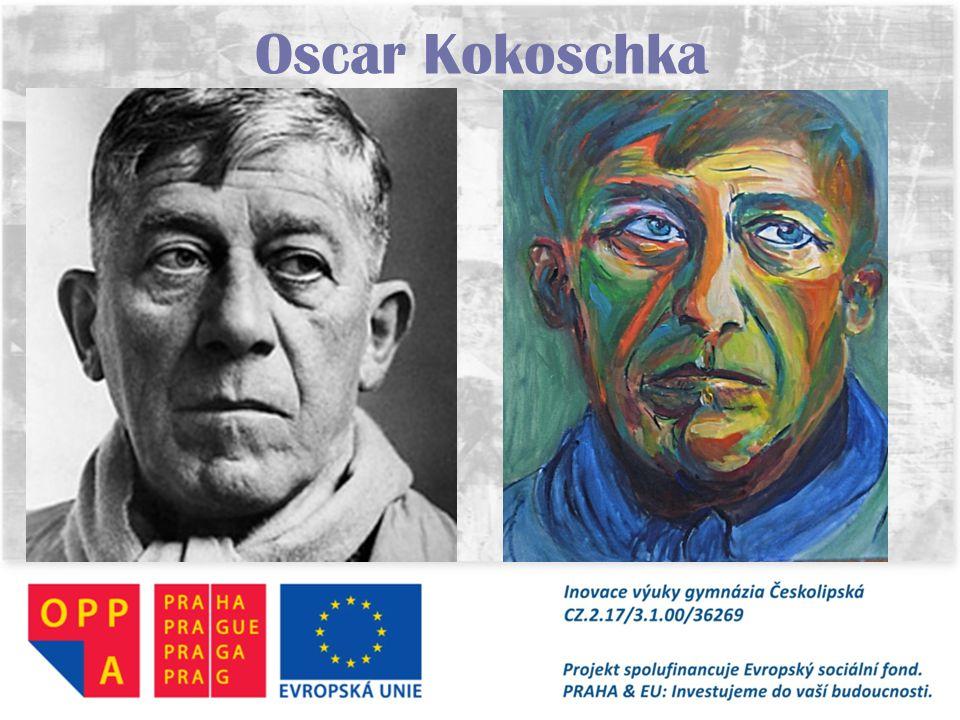 Oscar Kokoschka