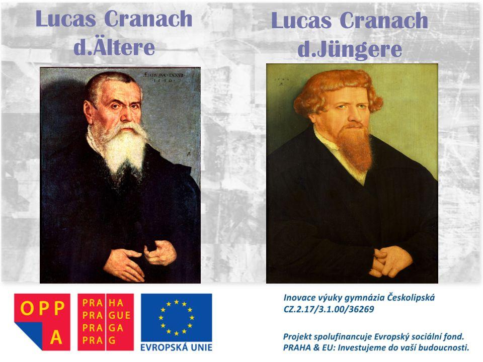 Lucas Cranach d.Ältere Lucas Cranach d.Jüngere