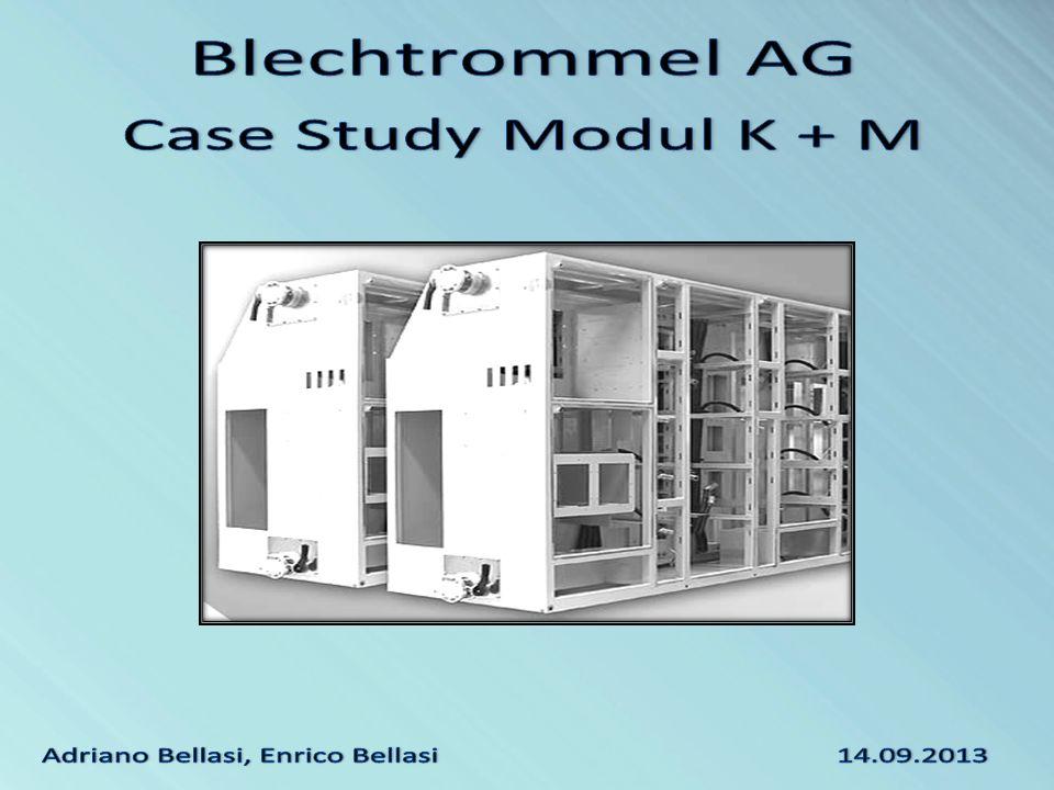 3. Kapazitäten 11Präsentation Case Study «Blechtrommel AG 20.09.13