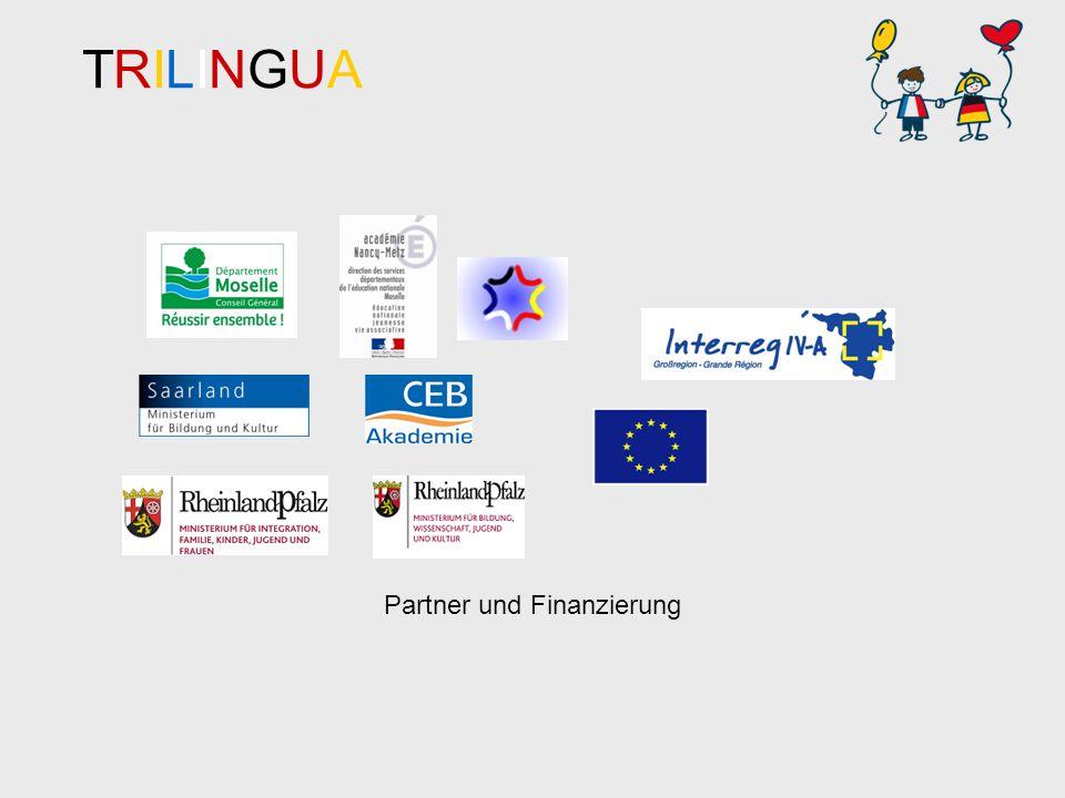 TRILINGUATRILINGUA Partner und Finanzierung