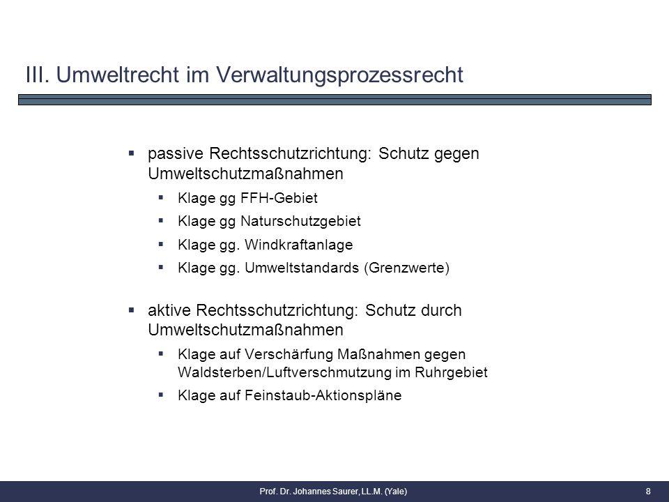 9  Einbeziehung von Umweltverbänden in den Verwaltungsprozess als Antwort auf die o.g.