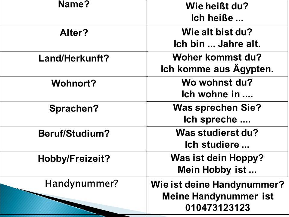 Die Präpositionen + Dativ : 1.2. 3. 4. 5. 6. 7. 8.
