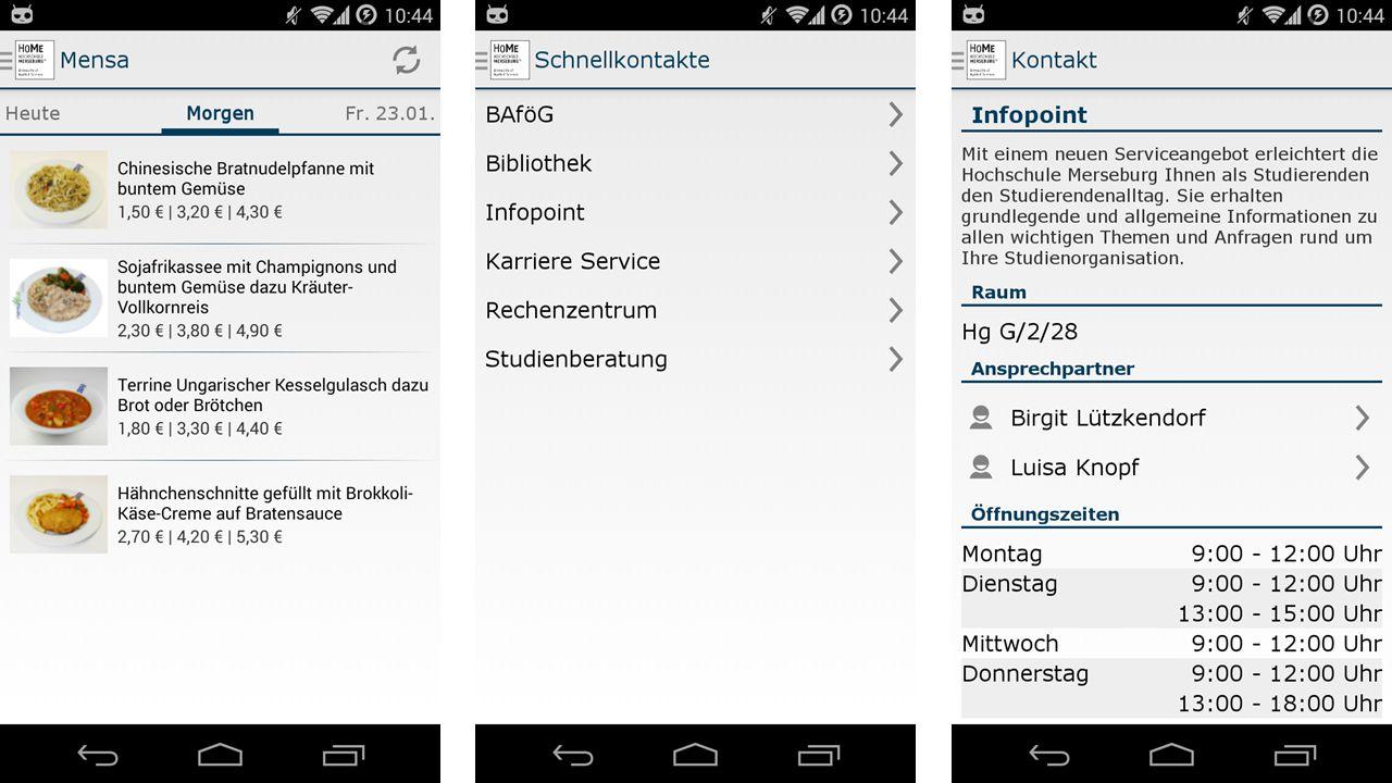 Aktueller Arbeitsstand und Ausblick 21.01.2015Stud.IP in Merseburg13