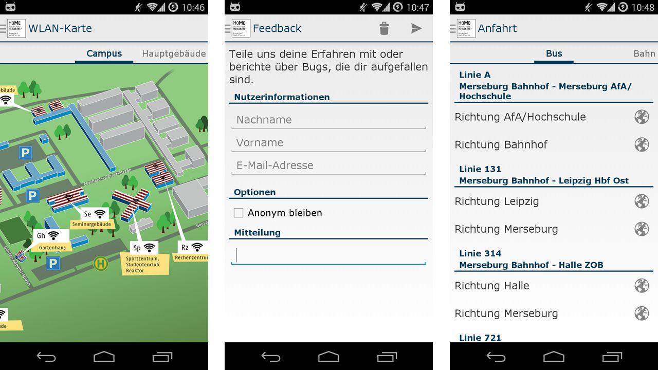 Aktueller Arbeitsstand und Ausblick 21.01.2015Stud.IP in Merseburg15