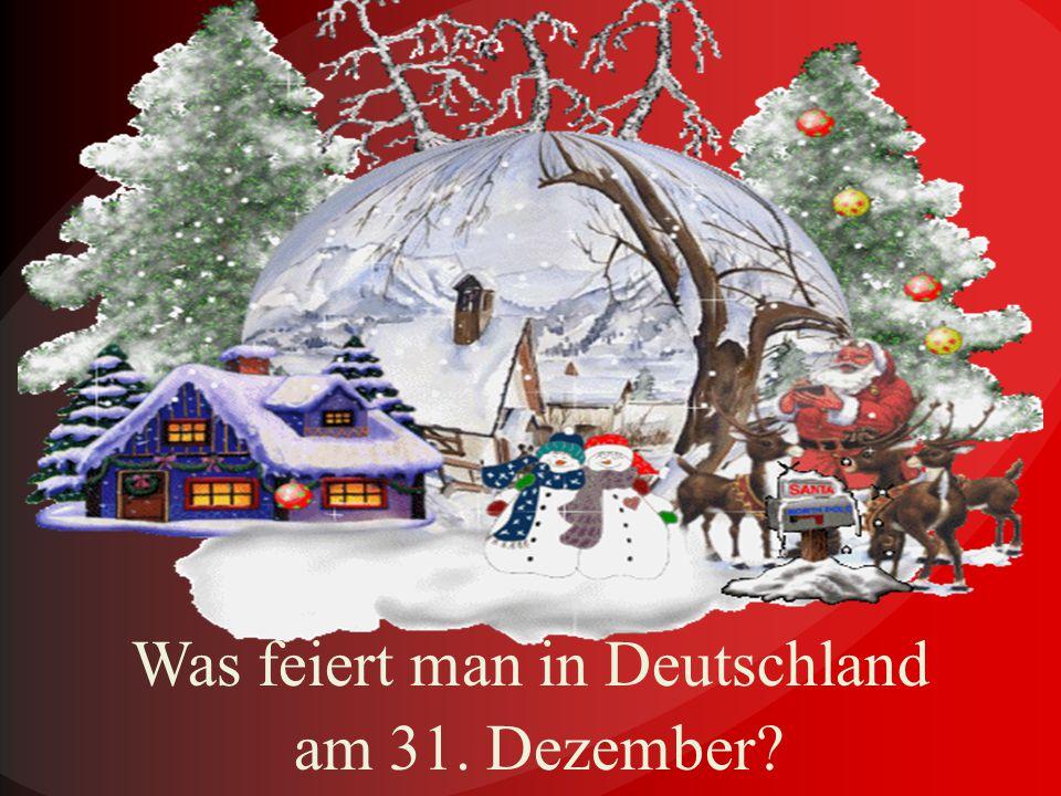 Wohin gehen die Menschen am Morgen 25-ten Dezember?