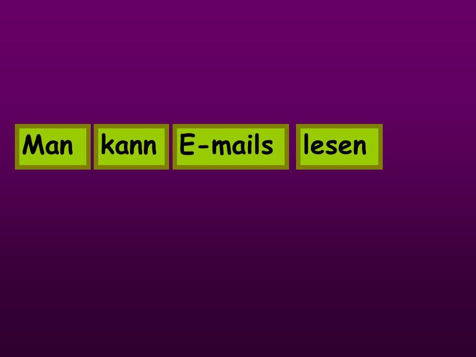 kannE-mailslesen