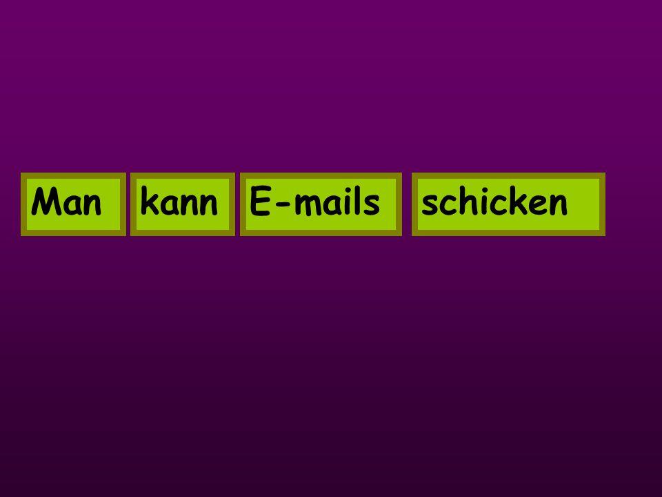 MankannE-mailsschicken