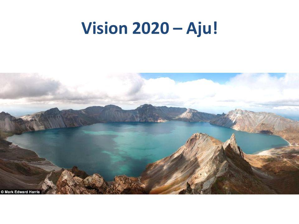 Vision 2020 – Aju!