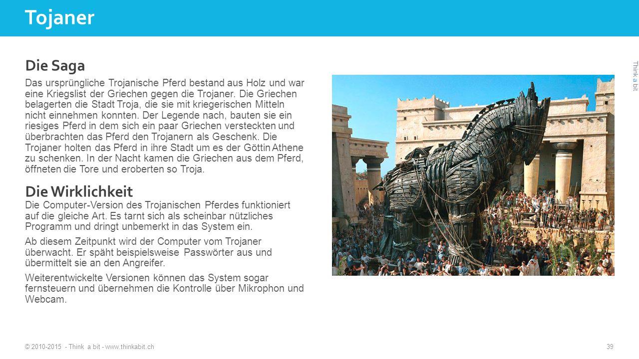 Tojaner Die Saga Das ursprüngliche Trojanische Pferd bestand aus Holz und war eine Kriegslist der Griechen gegen die Trojaner.