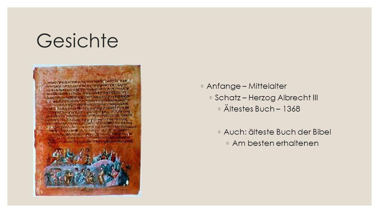 Hugo Blotius ◦ Erste Bibliothekar – 1575 ◦ Von Kaiser Maximillian II bestellt ◦ Politik ◦ Ferdinands II – 1624 ◦ Ablieferung – alle gedruckten Bücher – Früjahrs und Herbstmessen ◦ Bibliothek größer sowieso