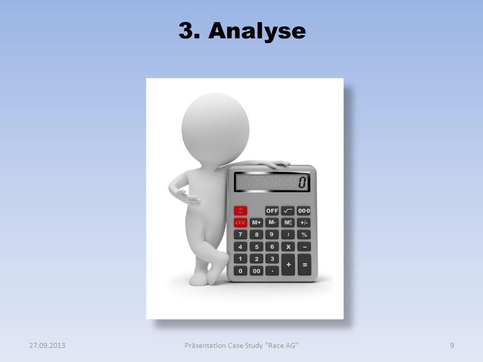 4. Neues Produktionslayout 2027.09.2013Präsentation Case Study Race AG