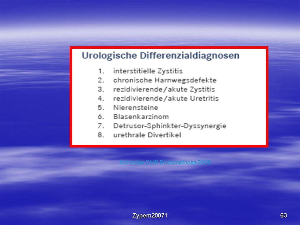 Zypern2007163 Schindler CME Endometriose 2006