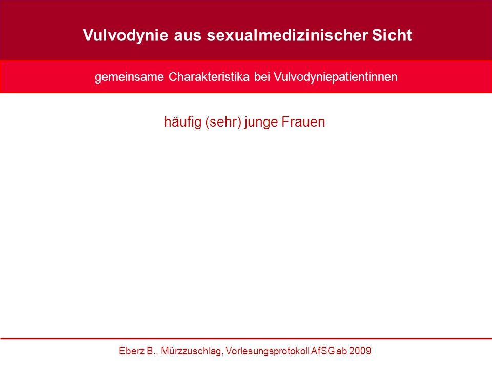 Vulvodynie aus sexualmedizinischer Sicht Montorsi F.