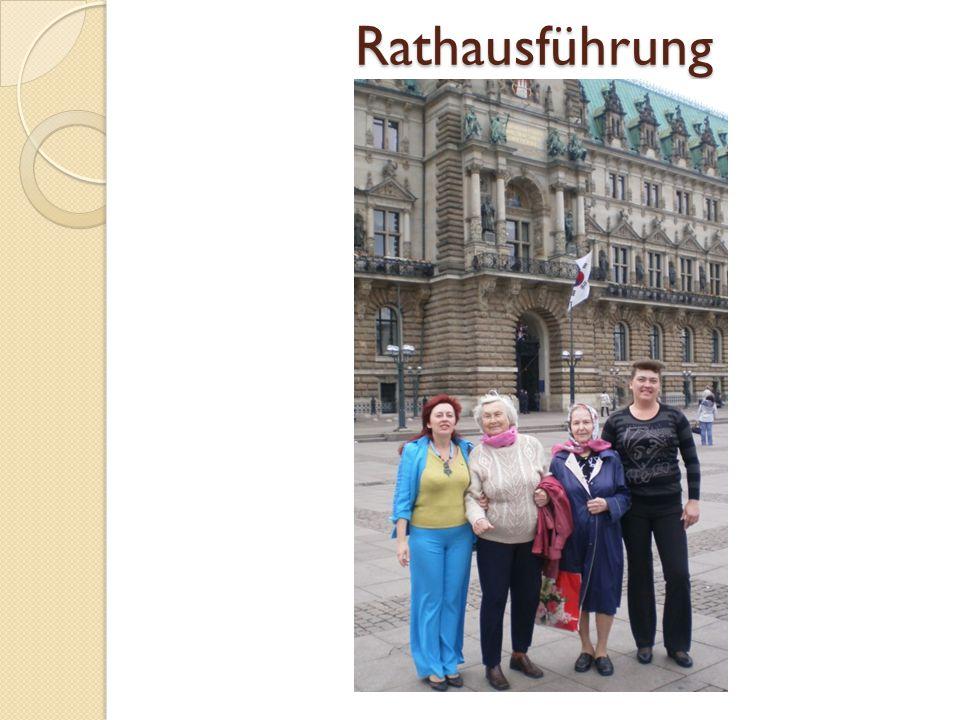 Rathausführung