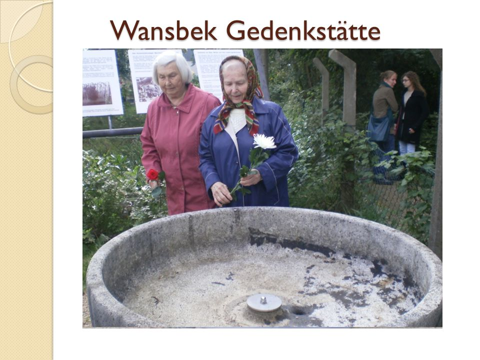 Wansbek Gedenkstätte