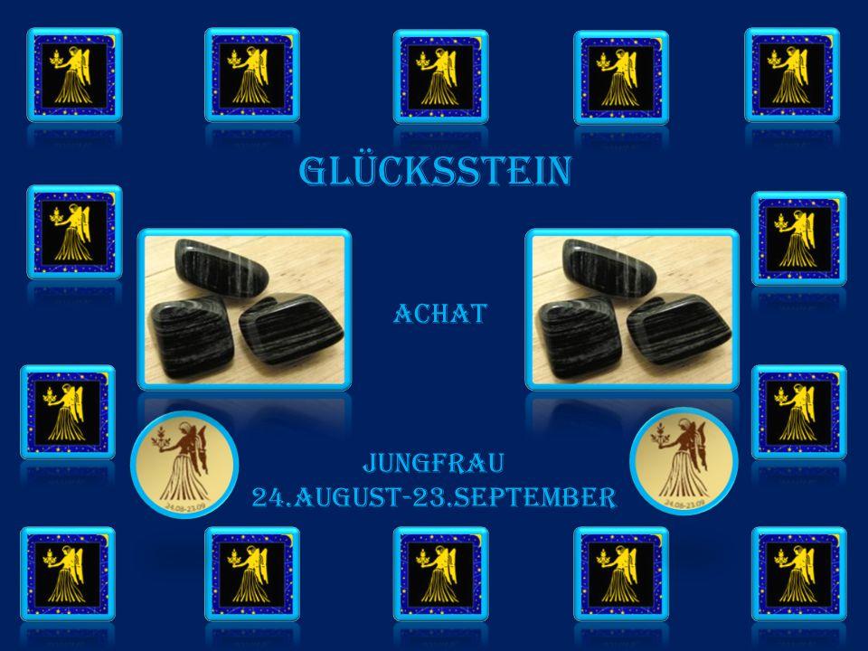 GLÜCKSSTEIN LÖWE 23.JULI-23.AUGUST bergkristall