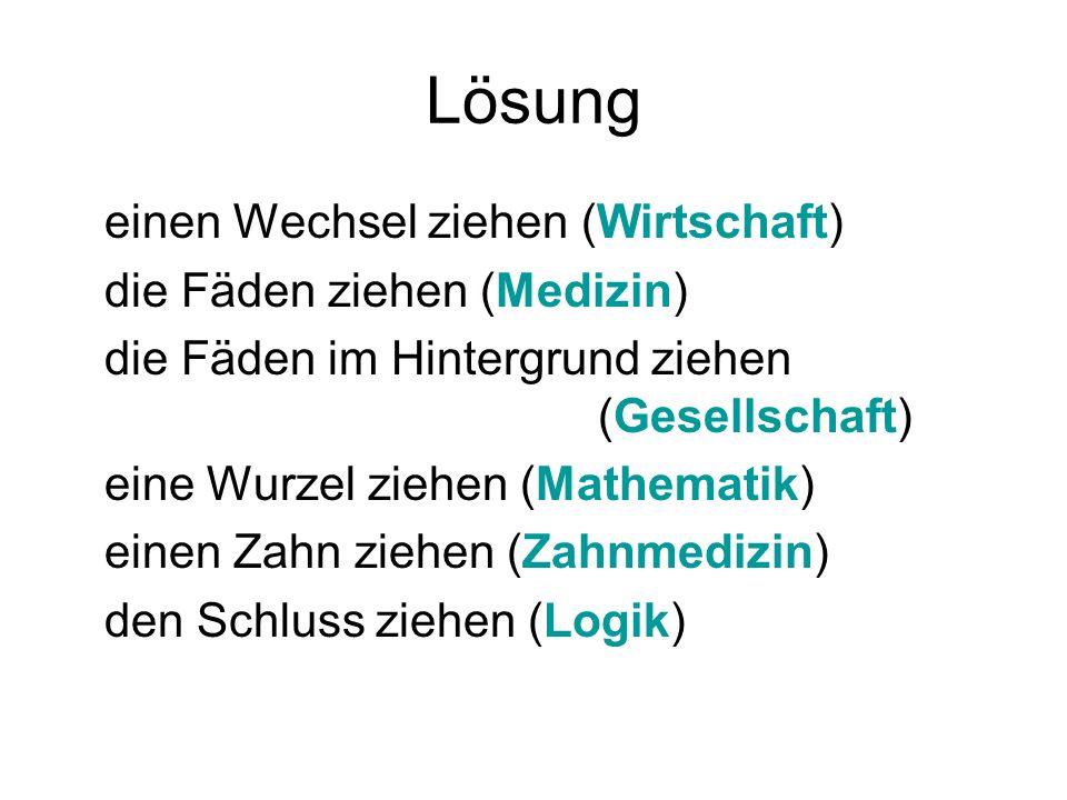 Aufgabe! Lösen Sie diese Adjektivzusammensetzungen in Nebensätze auf!