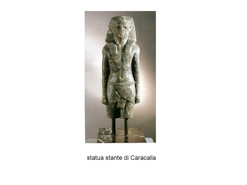 statua stante di Caracalla