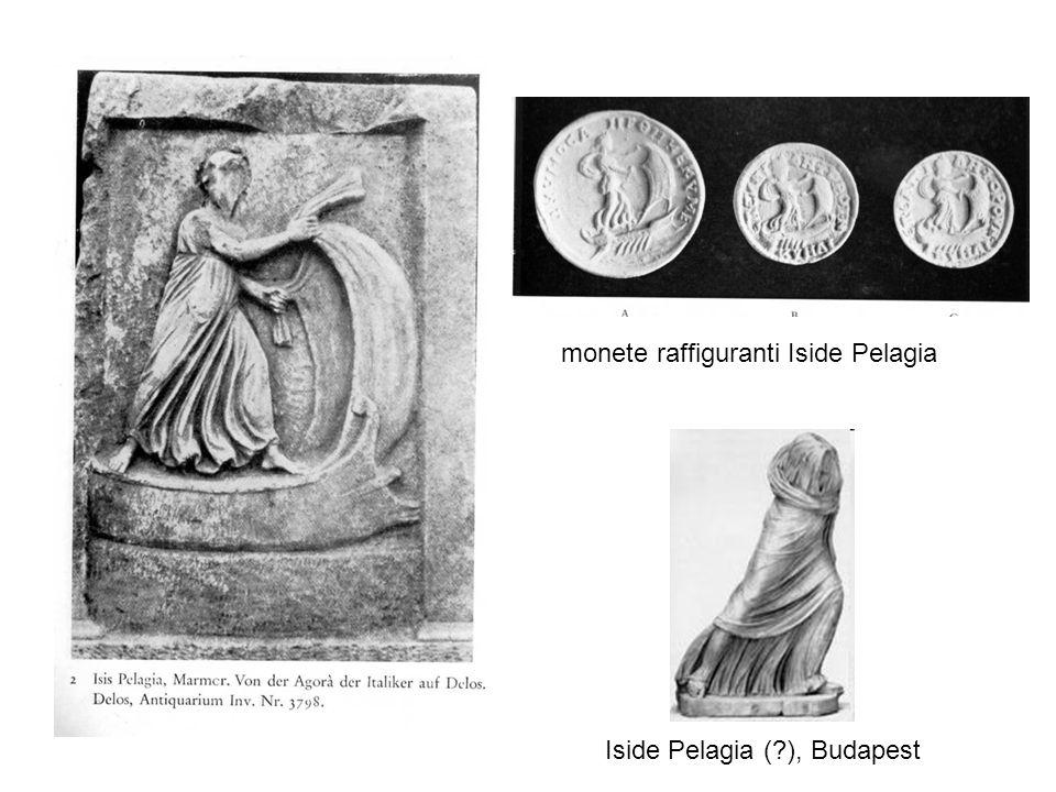 monete raffiguranti Iside Pelagia Iside Pelagia (?), Budapest