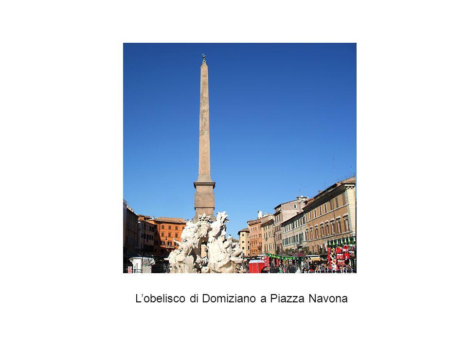 Lobelisco di Domiziano a Piazza Navona
