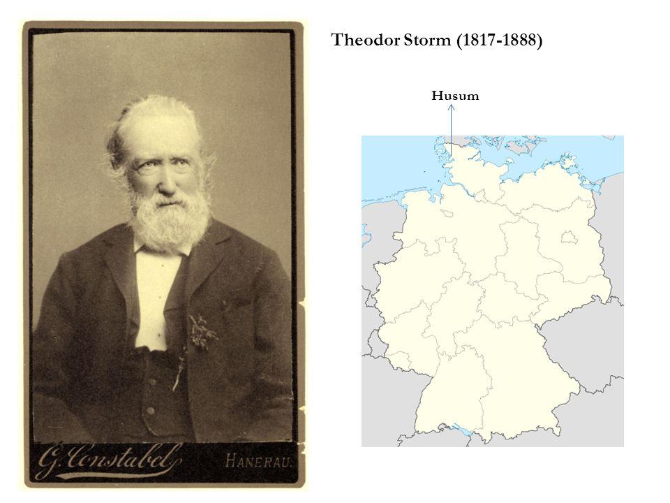 Theodor Storm (1817-1888) Husum