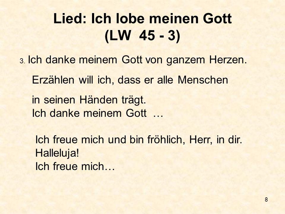 Predigt über Matthäus 25,14-30 von Pastor Götz Weber