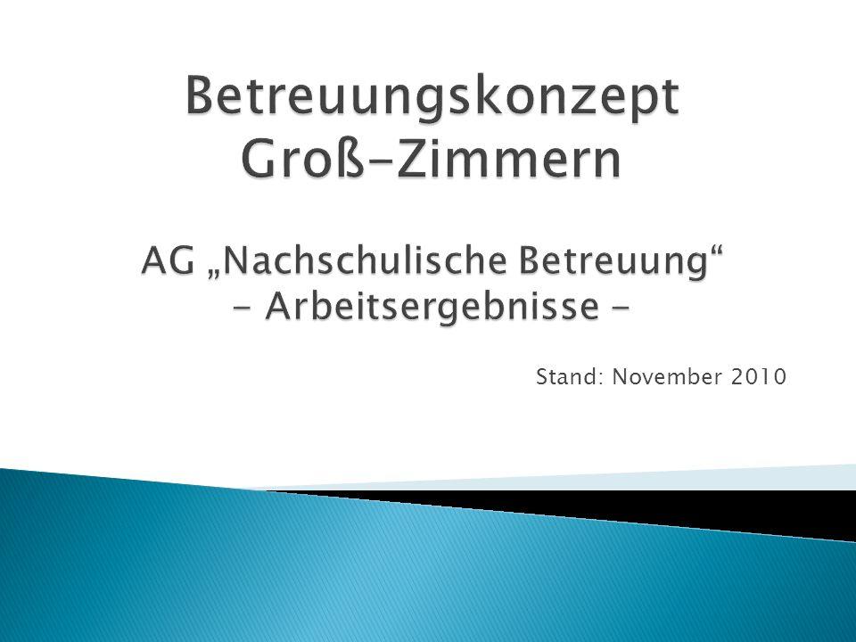 Stand: November 2010
