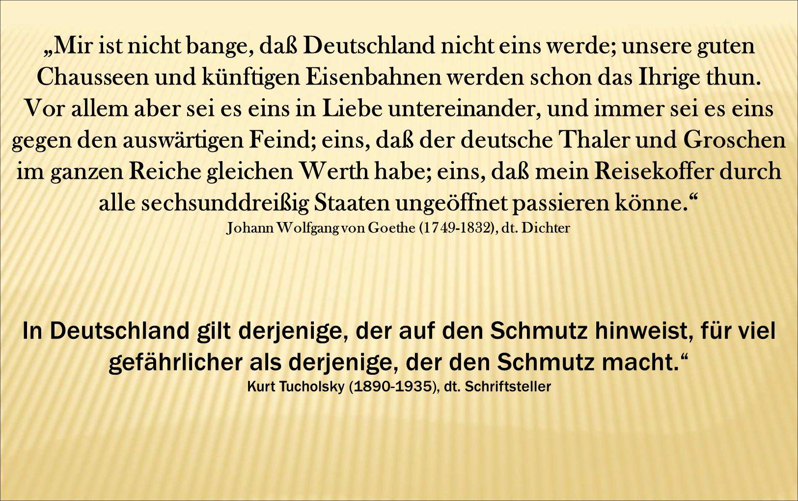 In Deutschland gilt derjenige, der auf den Schmutz hinweist, für viel gefährlicher als derjenige, der den Schmutz macht. Kurt Tucholsky (1890-1935), d