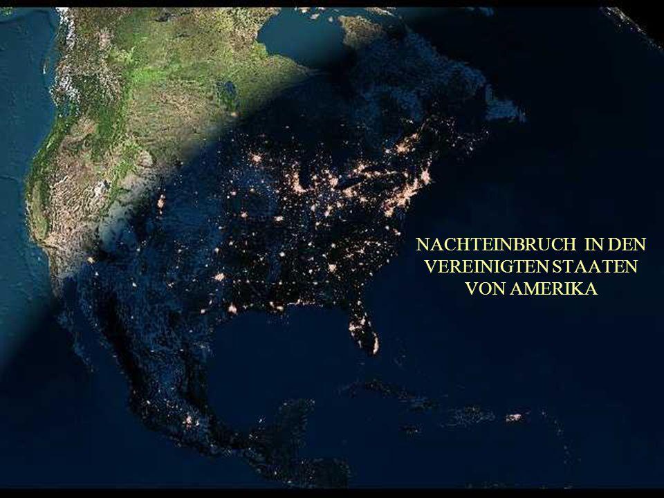NACHTEINBRUCH IN DEN VEREINIGTEN STAATEN VON AMERIKA