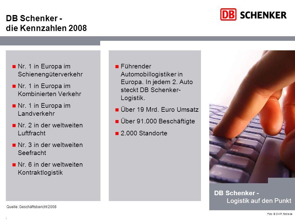 , Schenker Deutschland AG Sitz Frankfurt am Main (Kelsterbach) Vorstand Dr.