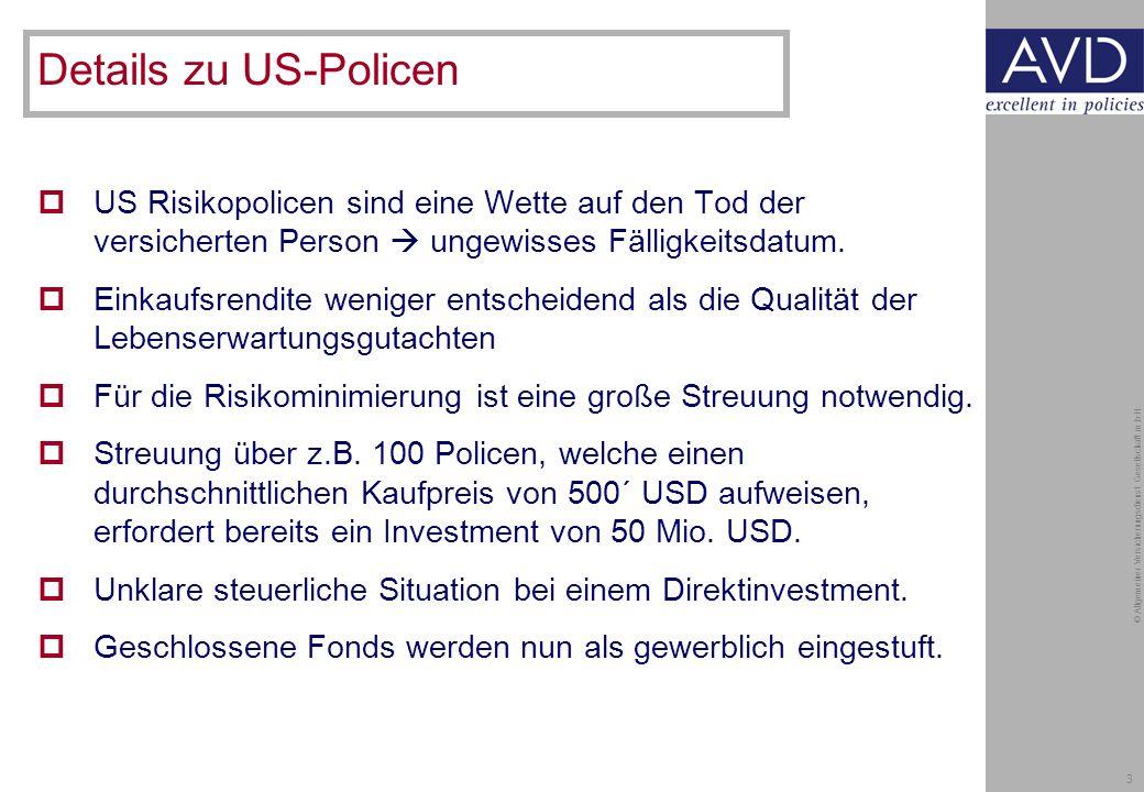 3 © Allgemeiner Versicherungsdienst Gesellschaft m.b.H.