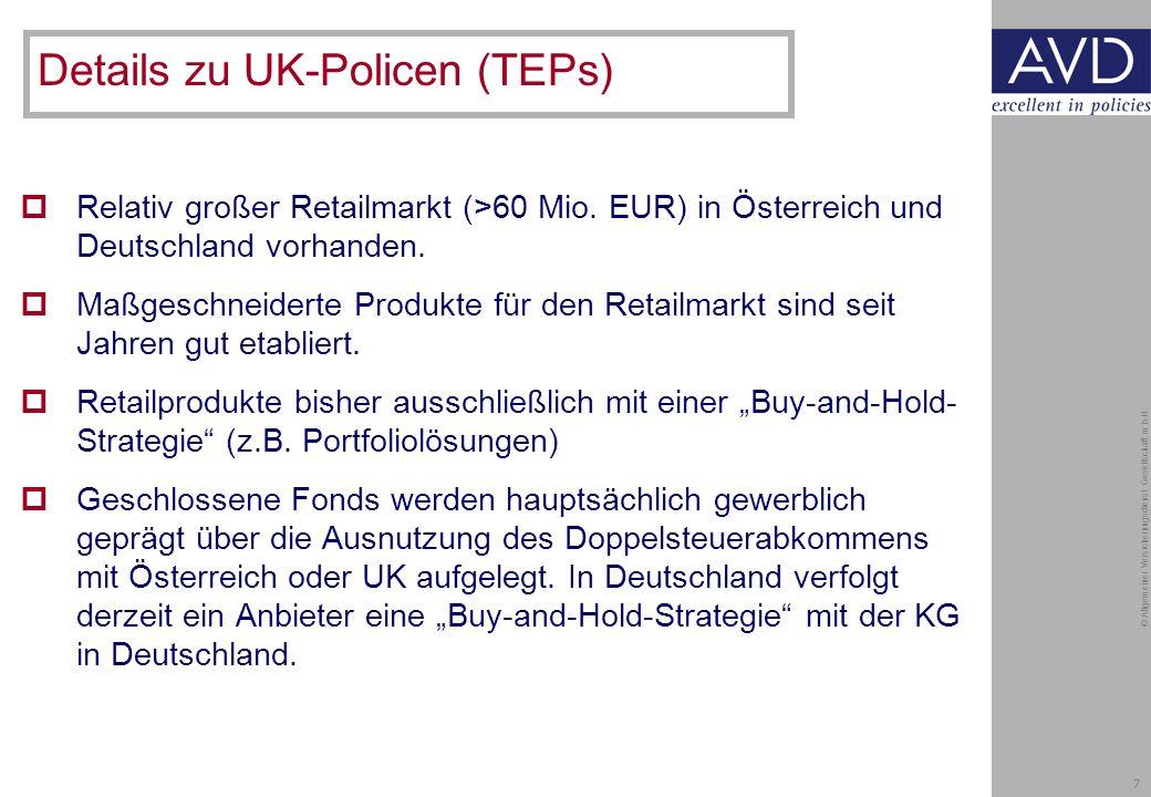7 © Allgemeiner Versicherungsdienst Gesellschaft m.b.H.