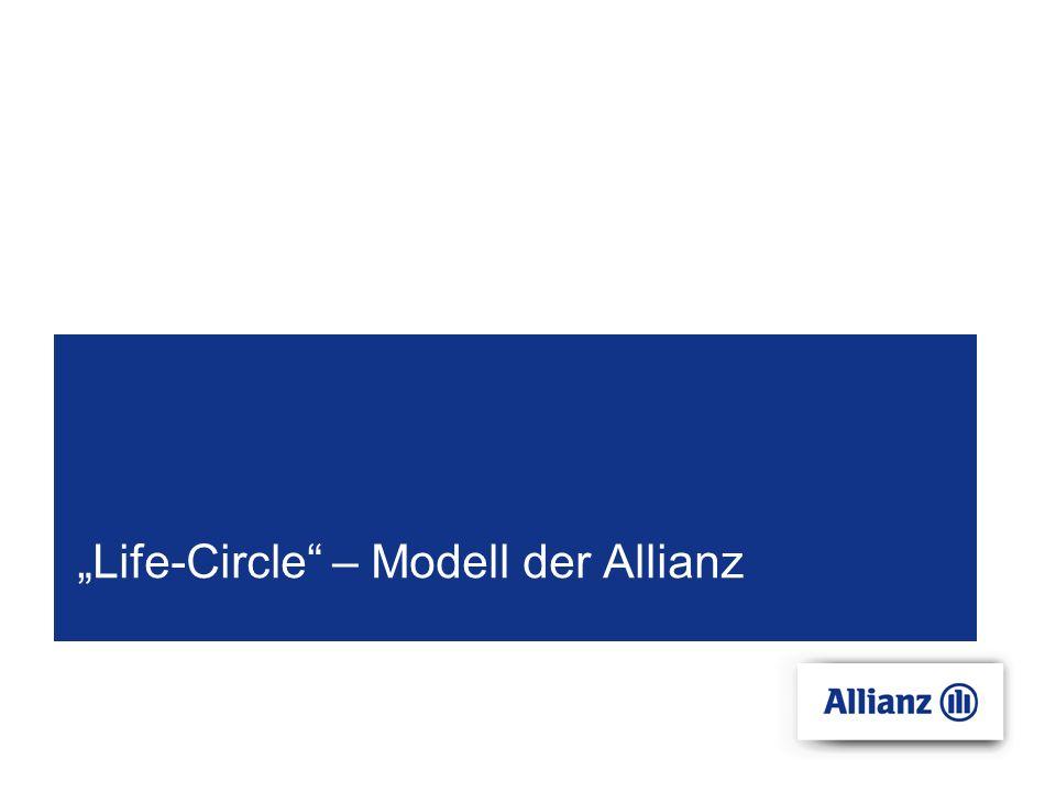 Life-Circle – Modell der Allianz