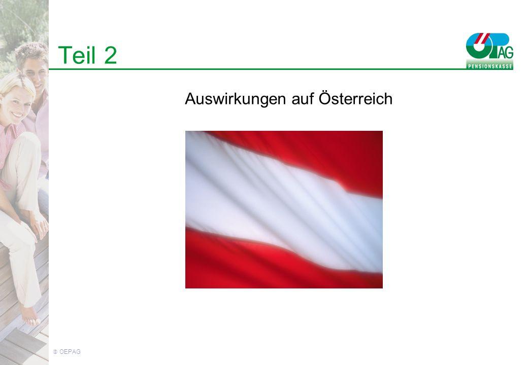 OEPAG Teil 2 Auswirkungen auf Österreich