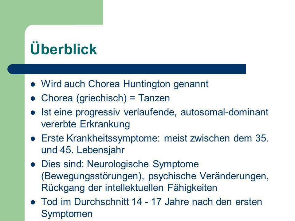 Symptome 3 Guppen: 1.Verhaltensstörungen und psychische Veränderungen 2.