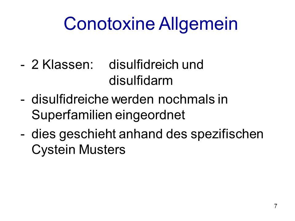 Conotoxine