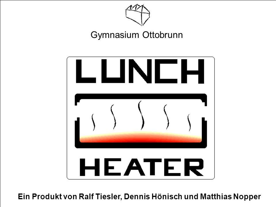 Ein Produkt von Ralf Tiesler, Dennis Hönisch und Matthias Nopper Gymnasium Ottobrunn